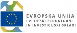 logo Evropski strukturni in investicijski skladi